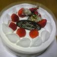 当選品.223 クリスマスケーキ