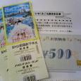 当選品.96 長島スパーランドチケット+お買い物券3000円分